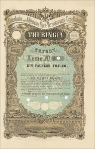 Thuringia, Eisenbahn- und Allgemeine Rückversicherungsgesellschaft (VU18)