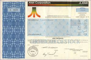 Atari Corporation (IT004)