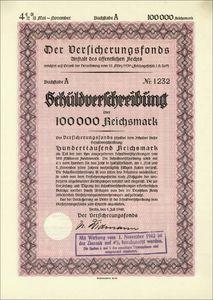 Der Versicherungsfonds - Anstalt des öffentlichen Rechts (VU07)